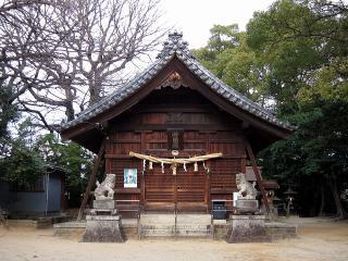 八ッ屋神明社