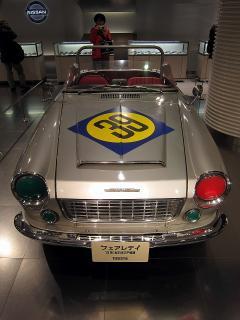 ダットサン フェアレディ1500 SP310(1962年)
