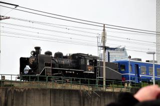 蒸気機関車 C56 160