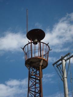 三重県伊賀市依那具の火の見櫓