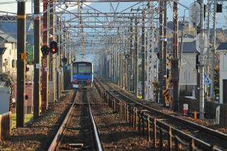 東武60000系 甲種鉄道車両輸送