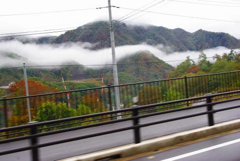 長野原中条付近