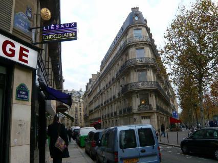 パリ市街地