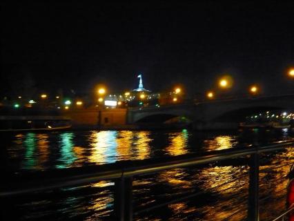 セーヌ川ナイトクルーズ2