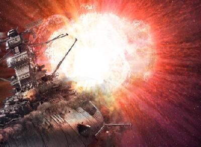 宇宙戦艦ヤマト実写版より