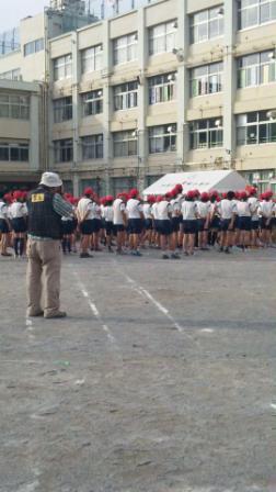 20111023運動会閉会式2