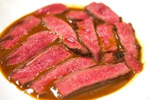 エゾ鹿ヒレ肉