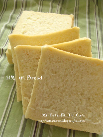 HM in Bread