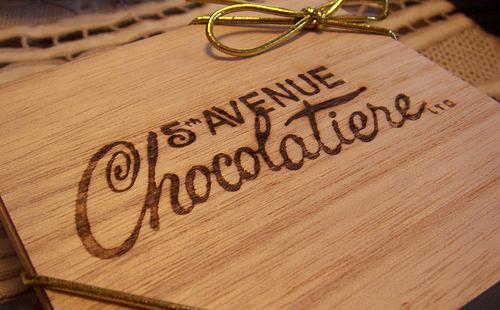 1823チョコレート5th AVENUE