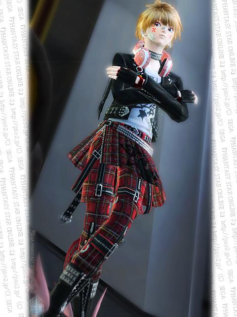 【PSO2】パンク!