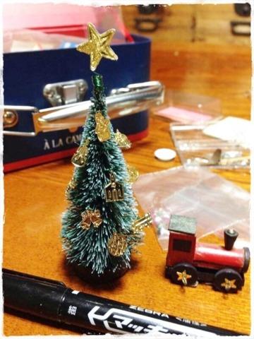 クリスマスの飾りつけ2013その4