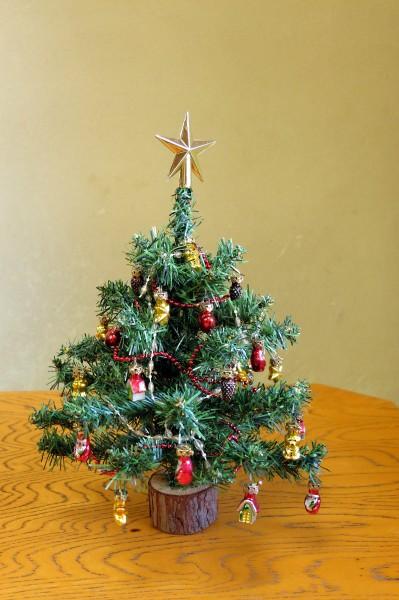13/12月小さなツリー1