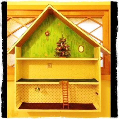 クリスマスの飾りつけ2013その1