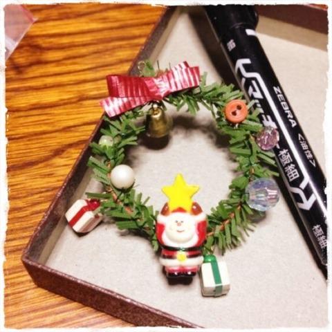 クリスマスの飾りつけ2013その3
