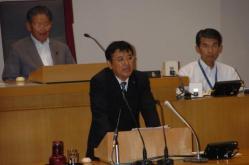国保の無保険者問題を県議会で質問