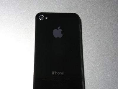 iPhone4実物背面
