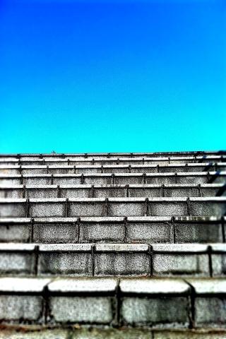 青空と階段/アプリ編集