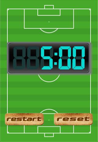 【Sports Timer】スクリーンショット3