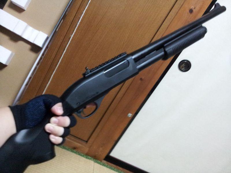 マルイ M870Tac本体