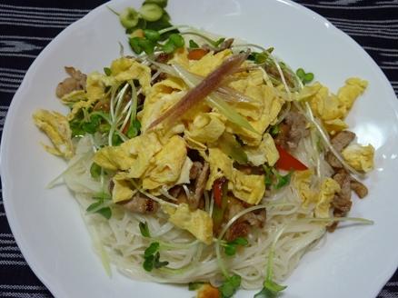 スタミナ素麺