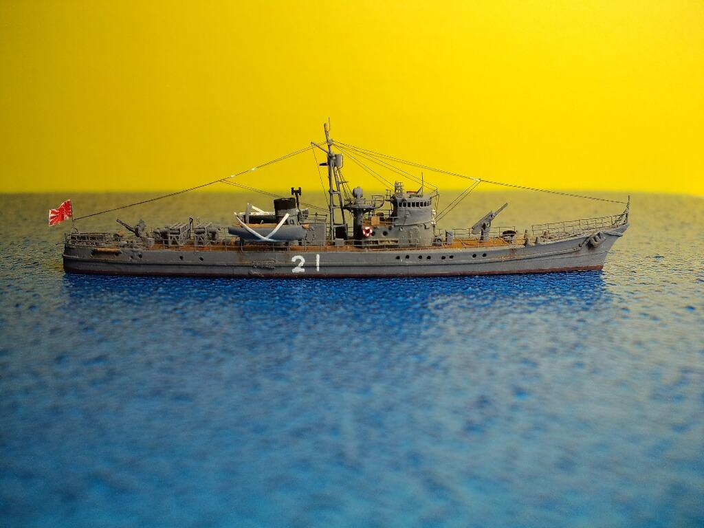 小野浜日記 駆潜艇