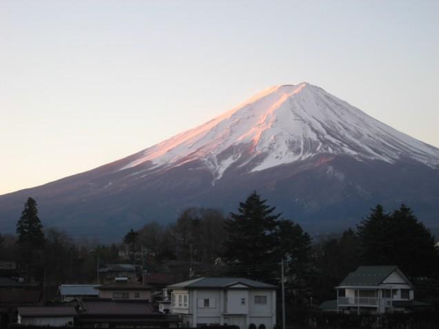 12月27日富士山