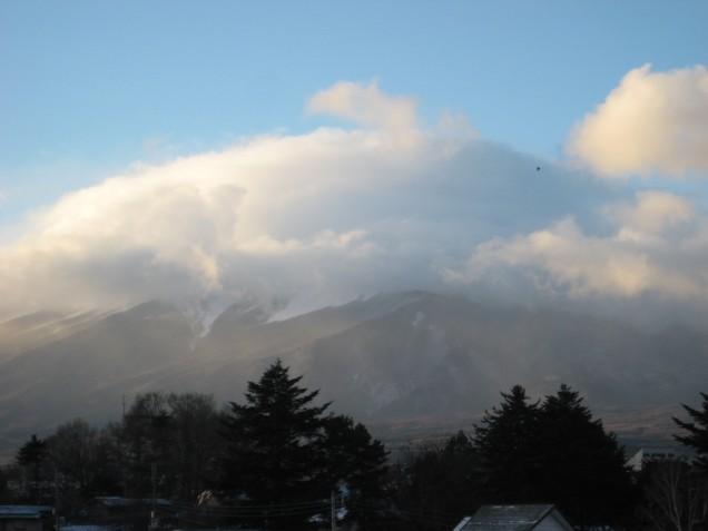 1月16日富士山