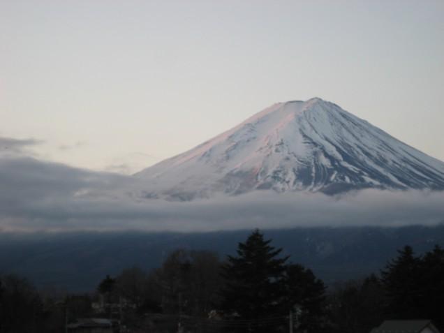 1月21日富士山