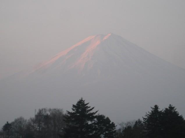 2月6日富士山