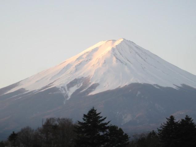2月19日富士山