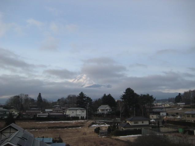 2月20日富士山