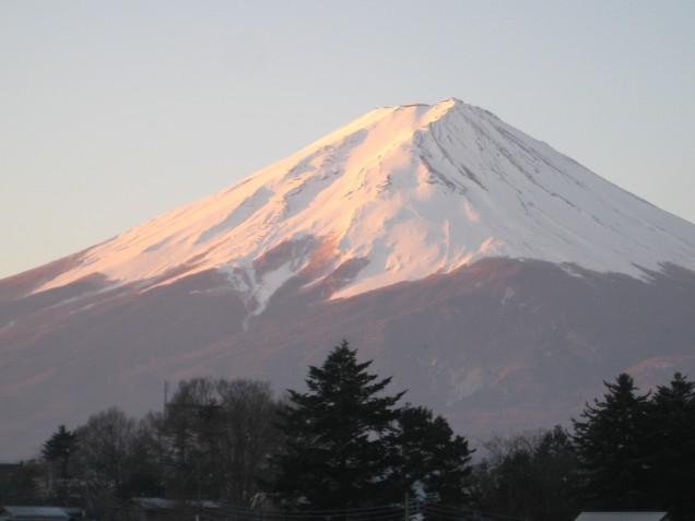 2月22日富士山