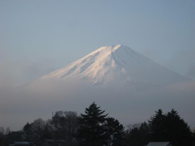 2月23日富士山