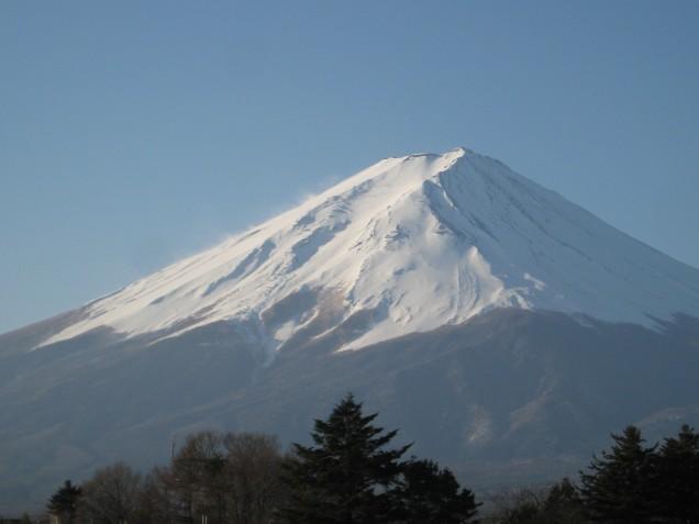 2月26日富士山