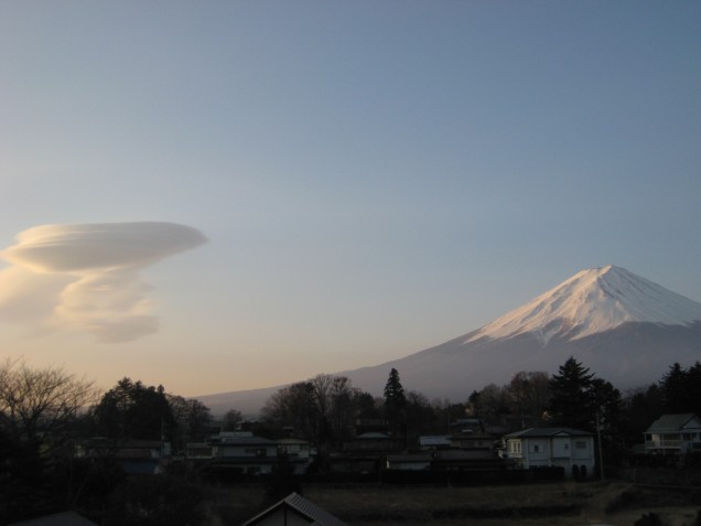 2月27日富士山