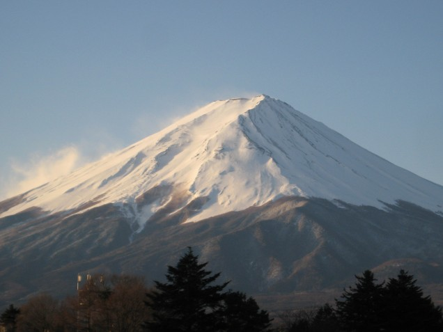 3月3日富士山