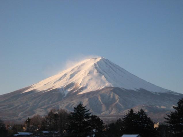 3月9日富士山