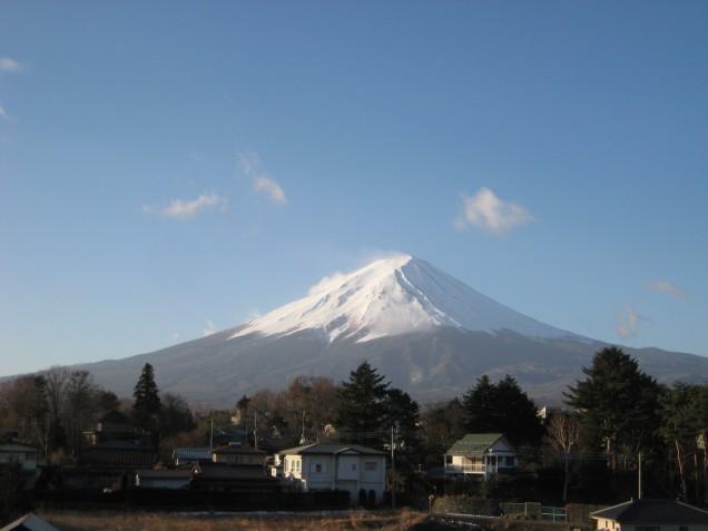 3月16日富士山