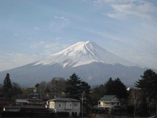 3月20日富士山