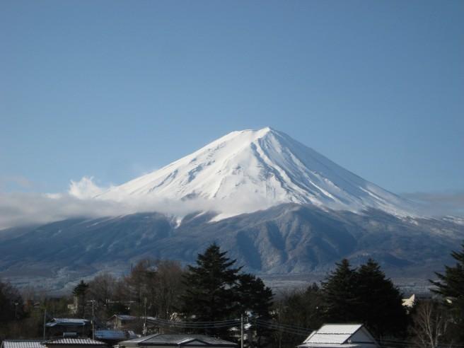 3月23日富士山