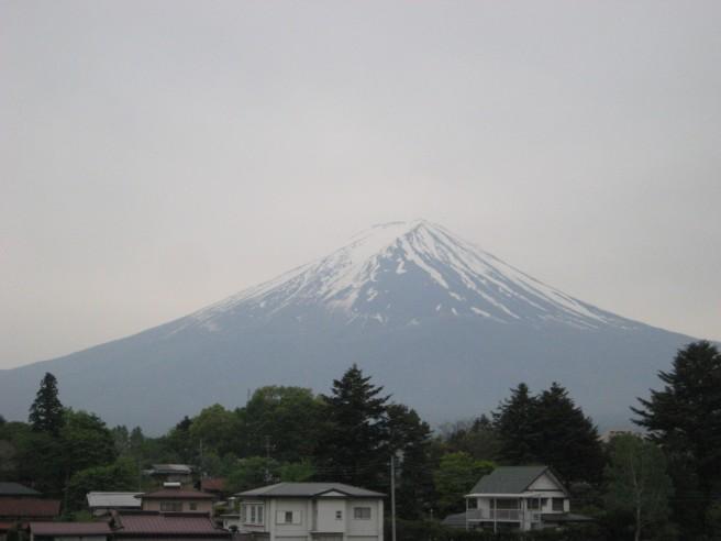 5月17日富士山