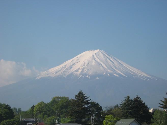 5月18日富士山