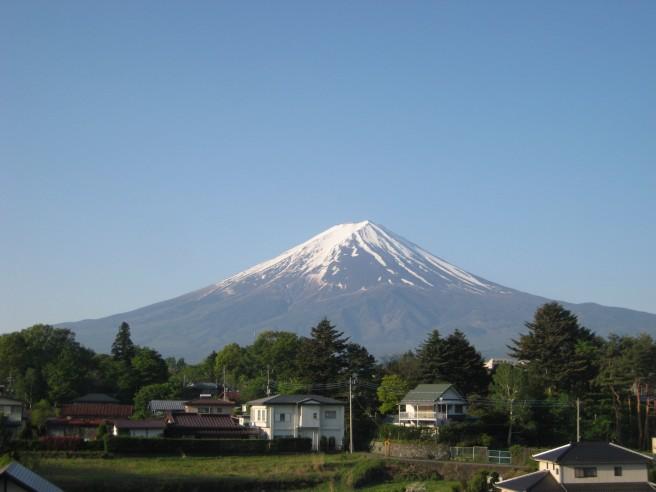 5月19日富士山