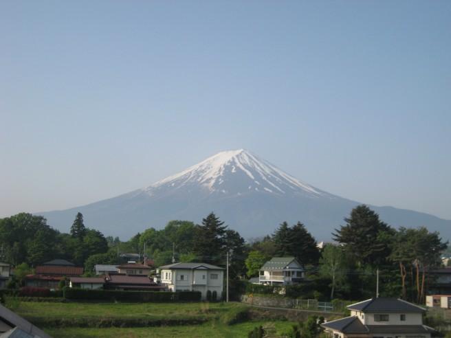 5月21日富士山