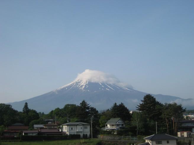 5月22日富士山