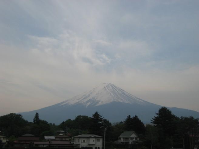 5月26日富士山