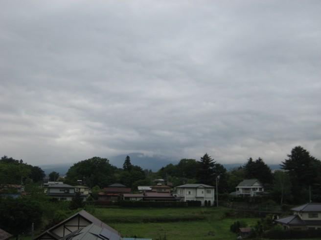 5月27日富士山