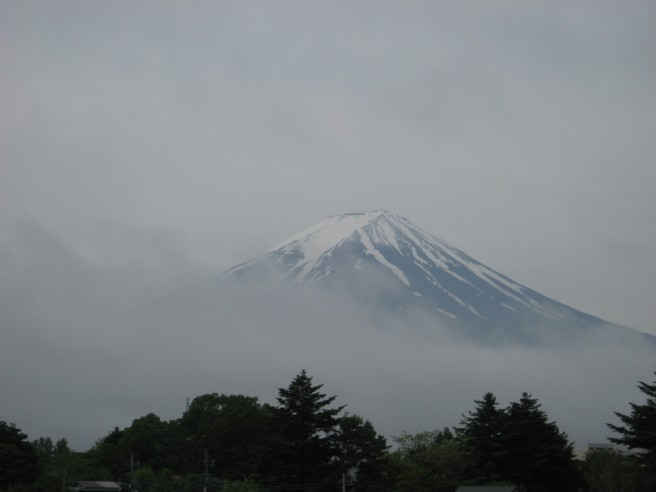 6月3日富士山