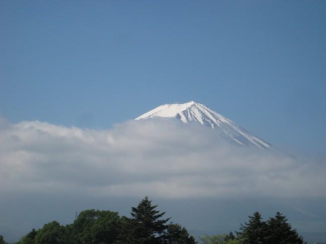 6月4日富士山