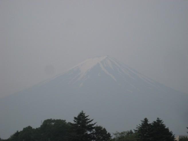6月5日富士山